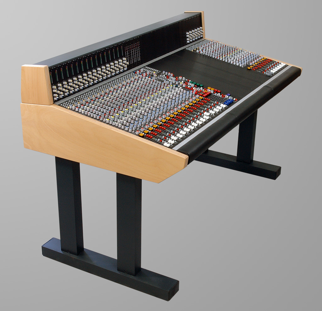 24 Channel Surround Sound Mixing Console with remote area