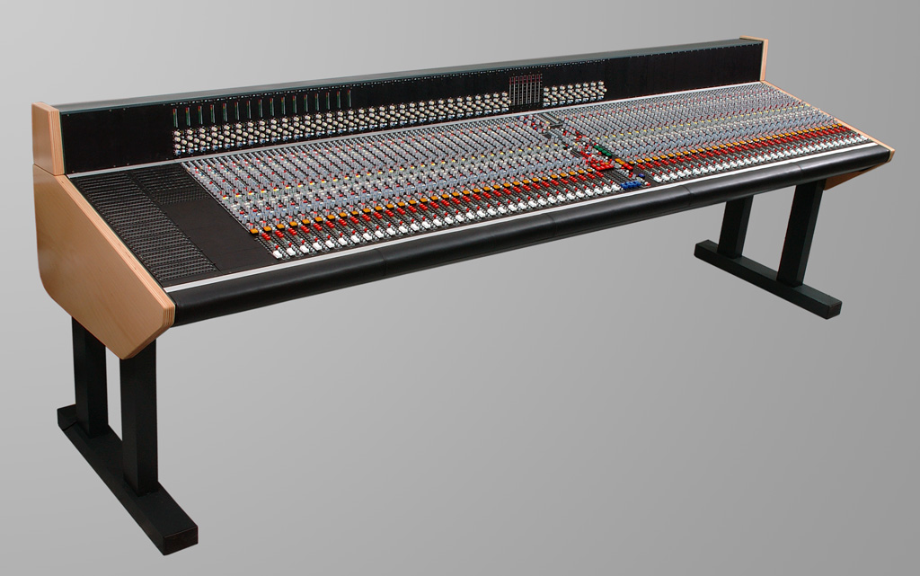 64 Channel Surround Sound Mixing Console with patch bay